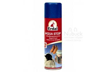 Erdal Aqua Stop (защитный спрей для кожи, замши и нубука)