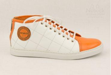 Модные женские кеды (ботинки) Nord 1510 Elite
