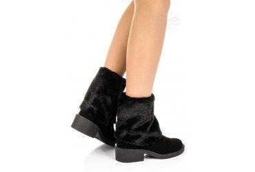 Зимние женские ботинки Crisma 0027 bs