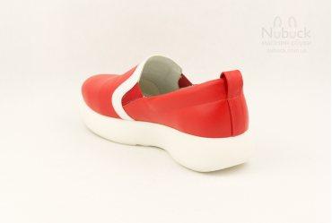Удобные женские туфли (слипоны) Crisma 1602