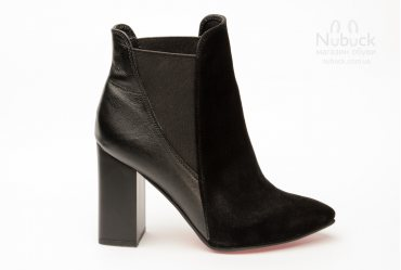 Демисезонные женские ботинки Crisma 1752 combi