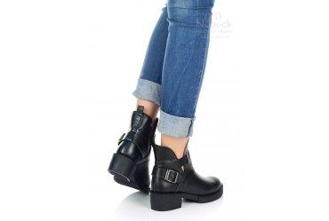 Демисезонные женские ботинки Crisma 1817