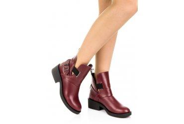 Зимние женские ботинки Crisma 1817 mars