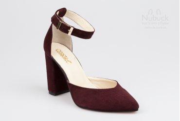 Женские туфли Crisma 1882-9526 marsala