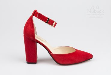 Женские туфли Crisma 1882-9526 red