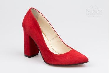Женские туфли Crisma 370TO red