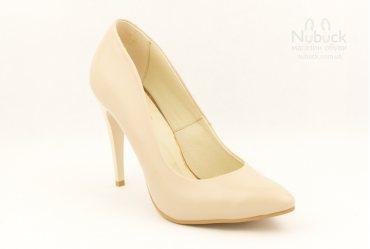 Женские туфли лодочки Crisma 370 beige