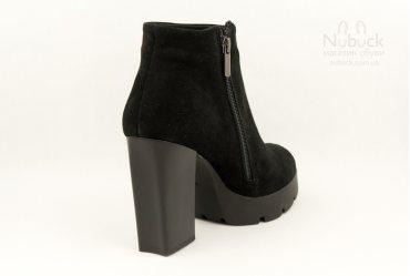 Демисезонные / зимние женские ботинки Crisma 368-1