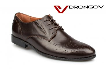 Мужские туфли броги Drongov 307-BR