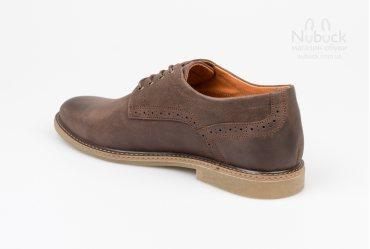 Комфортные мужские туфли Drongov Bumer-TK