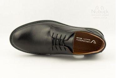 Комфортные мужские туфли Drongov Comfort-5