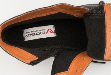 Классические мужские ботинки Drongov London-G-5