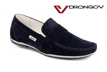 Удобные мужские мокасины Drongov M1-SN