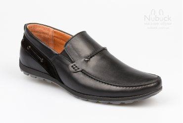 Удобные мужские туфли (мокасины) Drongov Magnat-5