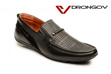 Летние мужские мокасины Drongov Magnat-PR-5