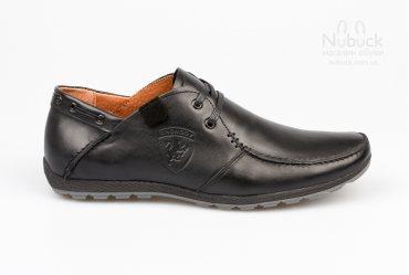 Комфортные мужские туфли (мокасины) Drongov Mustang-5