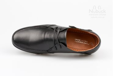 Комфортные мужские мокасины (туфли) Drongov Mustang-5