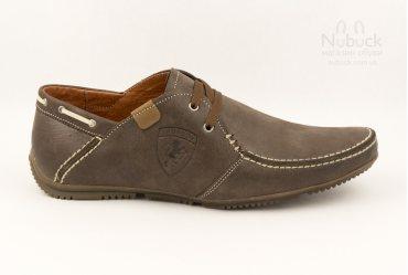 Комфортные мужские мокасины (туфли) Drongov Mustang-TK