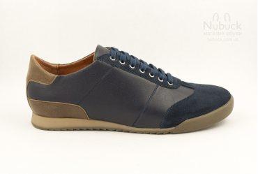 Комфортные мужские туфли (кроссовки) Drongov SKY-SLN-SK