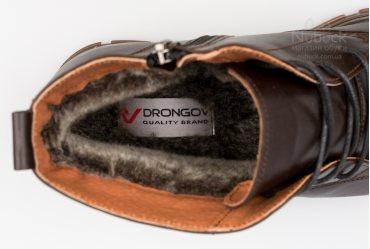 Зимние мужские ботинки Drongov Sole-BR