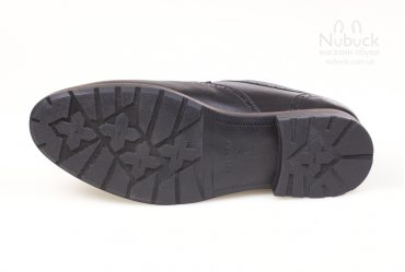 Мужские туфли броги Drongov Spektor-5