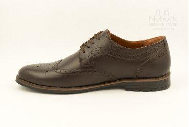 Мужские туфли броги Drongov Spektor-K