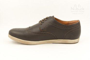 Комфортные мужские туфли Drongov Spektor-Veb-K