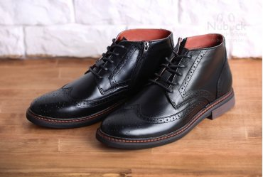 Зимние / демисезонные мужские ботинки Drongov Spektor2n-5