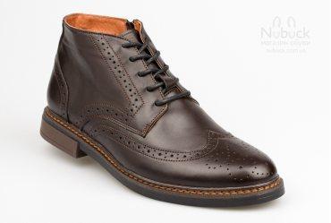 Зимние мужские ботинки Drongov Spektor2n-BR