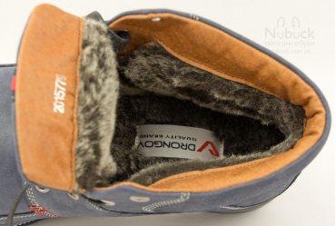 Зимние мужские ботинки Drongov TIM-S