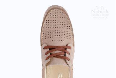 Летние мужские туфли Drongov Travel-PR-LT