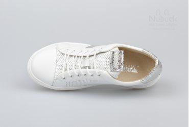 Женские кеды Favi 1103-T2 white