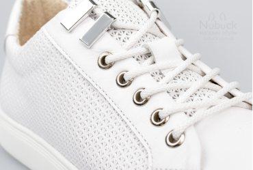 Женские кеды Favi 153-N2 white