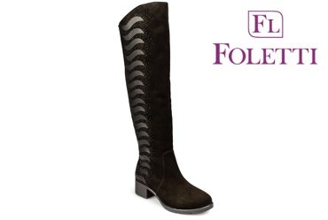 Зимние женские сапоги Foletti 30-03