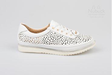 Летние женские туфли Foletti 10-15 bk