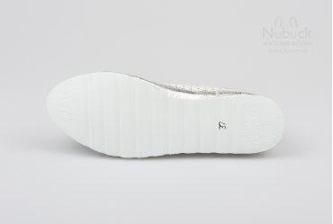 Летние женские туфли Foletti 10-25 bk-s