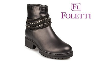 Зимние женские ботинки Foletti 222