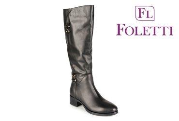 Зимние женские сапоги Foletti 30-22