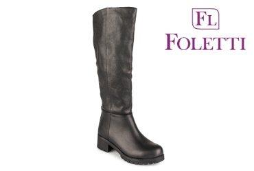Зимние женские сапоги Foletti 35-40