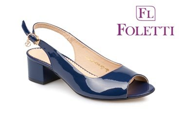 Foletti 44 blue