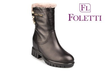 Зимние женские ботинки Foletti 616