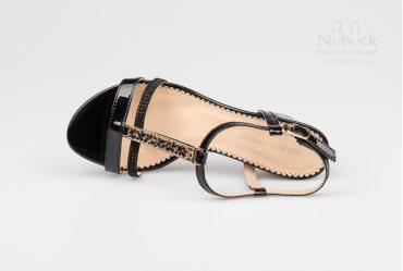 Женские босоножки Foletti 632 black