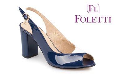 Foletti 845 white-blue