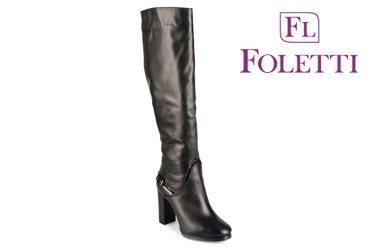 Зимние женские сапоги Foletti 95-90