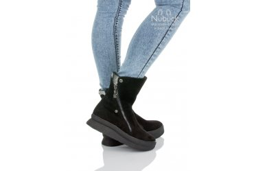 Зимние женские ботинки Foletti T-336