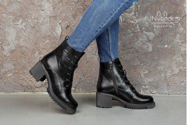 Зимние женские ботинки Grossi 025