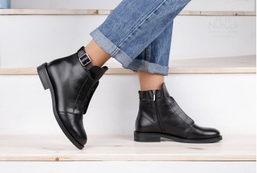 Демисезонные женские ботинки Grossi 094