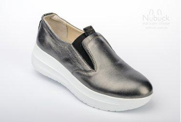 Удобные женские туфли (слипоны) il Mattino 206-02