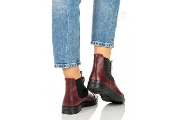 Демисезонные женские ботинки челси il Mattino 5202