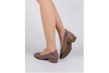 Летние женские туфли Ilona 924-93 visone summer